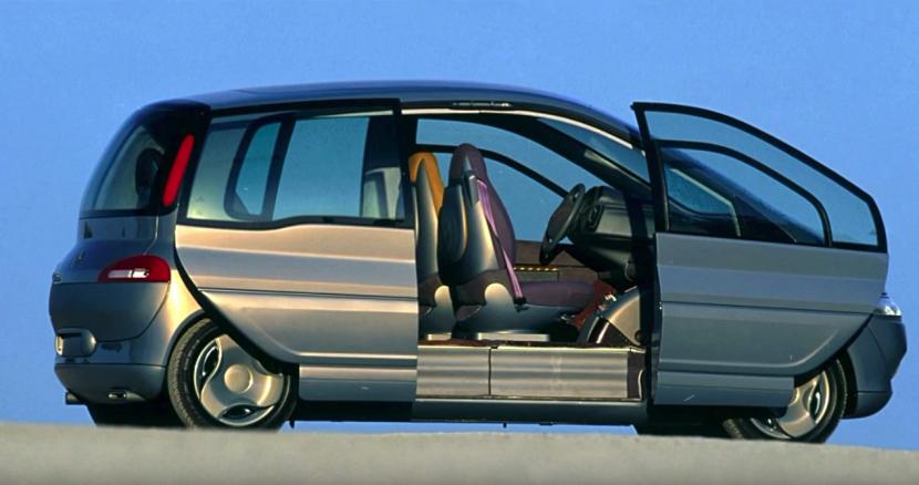 Sliding Car Door
